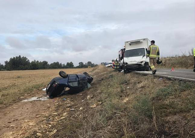 Trei români morți într-un accident în Badajoz
