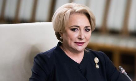 Premierul Viorica Dăncilă se ascunde de românii din Spania