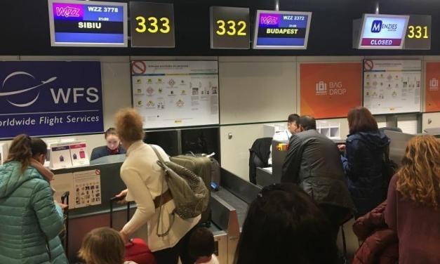Controale pe aeroporturi spaniole după starea de urgență
