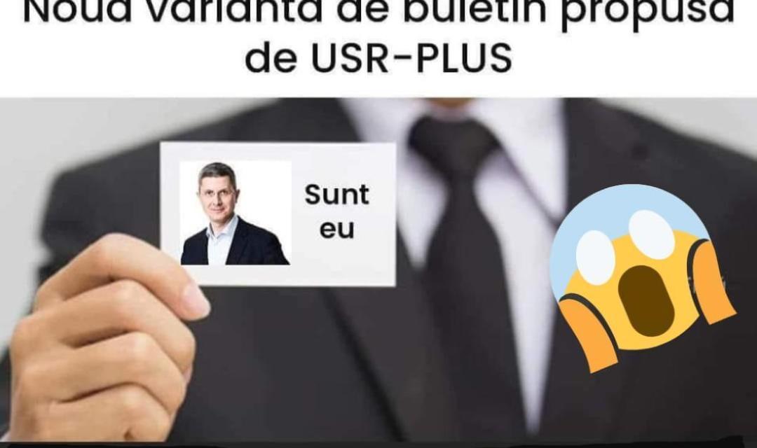 USR PLUS vrea să lase diaspora fără adresa de acasă