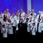 The Big Orange Chorus from Jacksonville performs their award-winning show on Monday, May 9, 2016 at Lewis Auditorium.