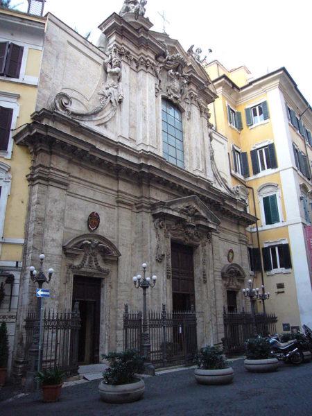 igreja de SantAntonio dei portoghese
