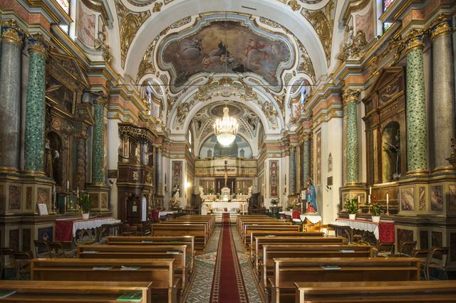 A Basílica De Santo Antônio De Pádua Roma Peregrina