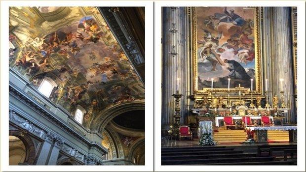 Igreja de santo Inácio de Loyola
