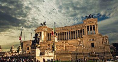 O Clima em Roma