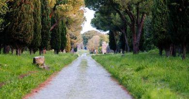 Via Appia em Roma