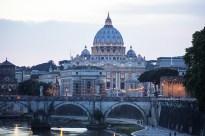 Panorama da Basílica de São Pedro