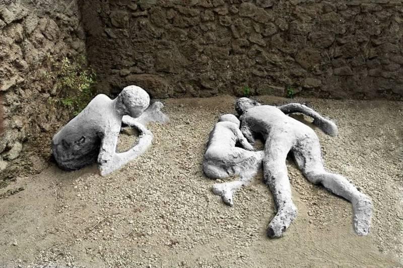 Pompeia e Herculano