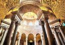 O Mausoléu de santa Constança