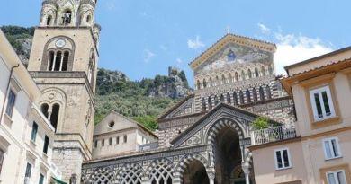A Catedral de Amalfi