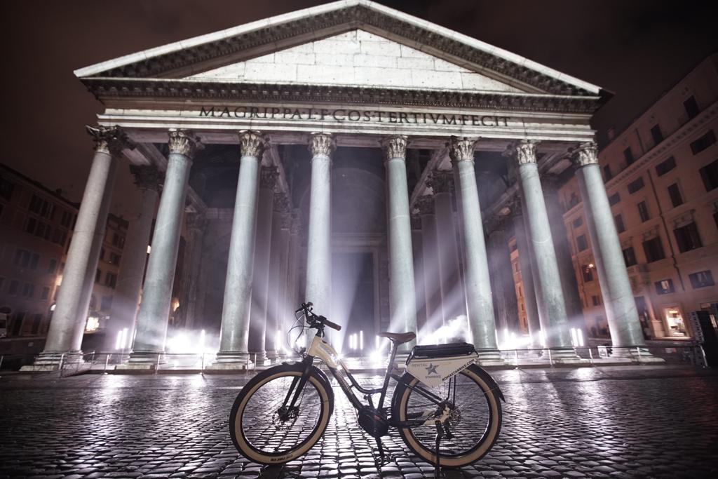 Pantheon - Visit Rome by electric bike