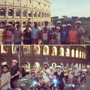 Rome by Night Tour - exploring Rome at sunset