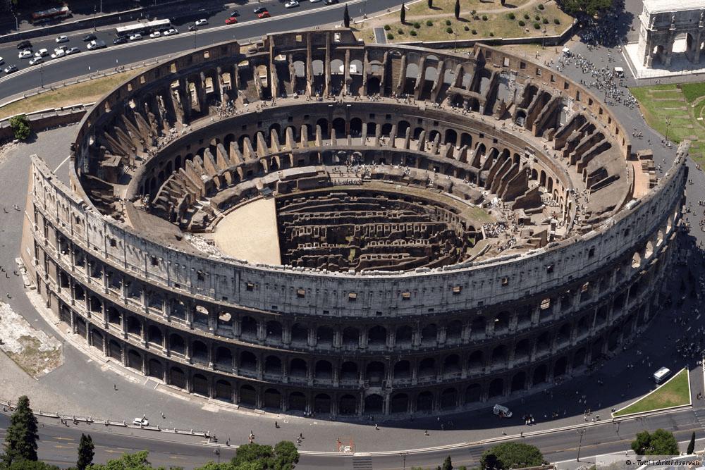 I monumenti pi belli di roma roma sul web for Corso di arredatore d interni roma