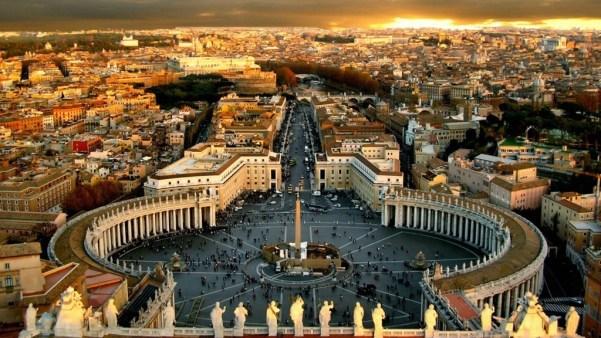 Piazza S. Pietro - Roma