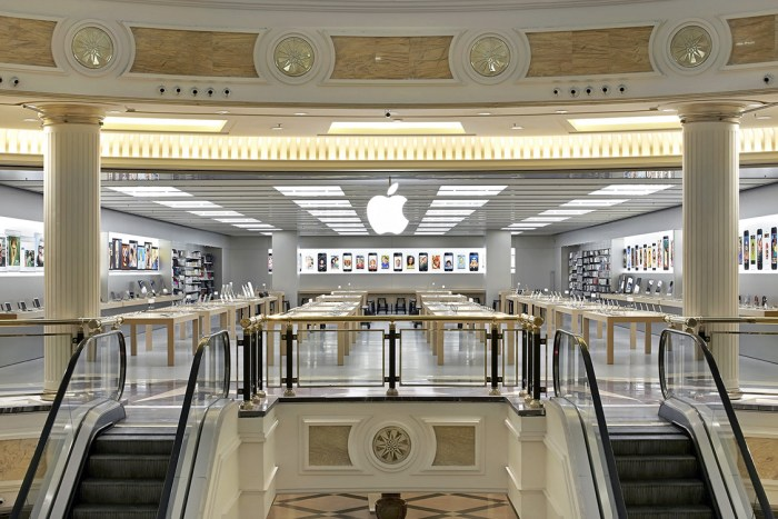 Apple Store a Roma