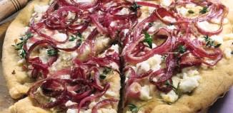 Pizza con farina integrale a Roma