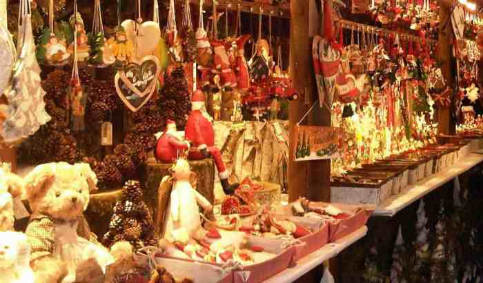 Christmas Village a Roma