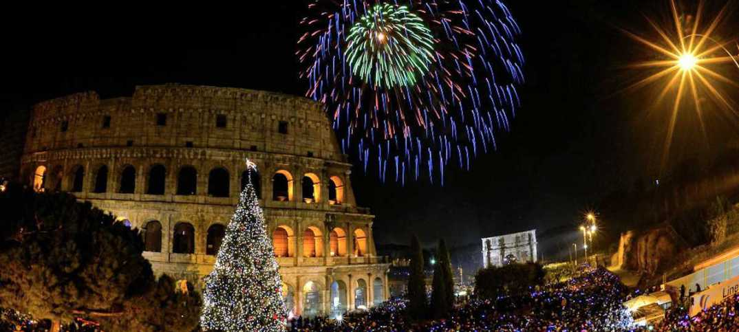 1 gennaio a Roma