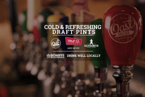 Romby's Tavern & Smokehouse - What's On Tap