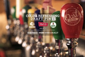 Romby's Tavern and Smokehouse - Cold & Refreshing Draft Pints