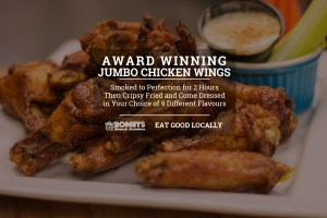 Romby's Tavern & Smokehouse - Award Winning Smoked Chicken Wings