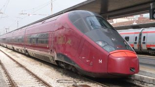 Free wifi is available throughout Italo trains. (Credit: Peter Broster via Wikimedia Commons)