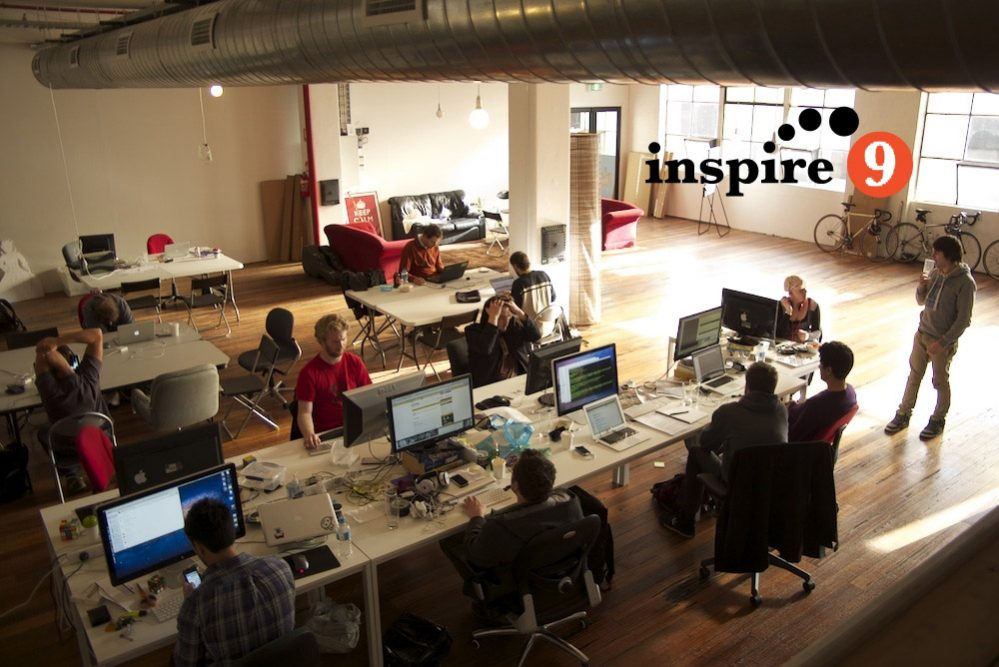 Early days at Inspire9 (circa late 2011)