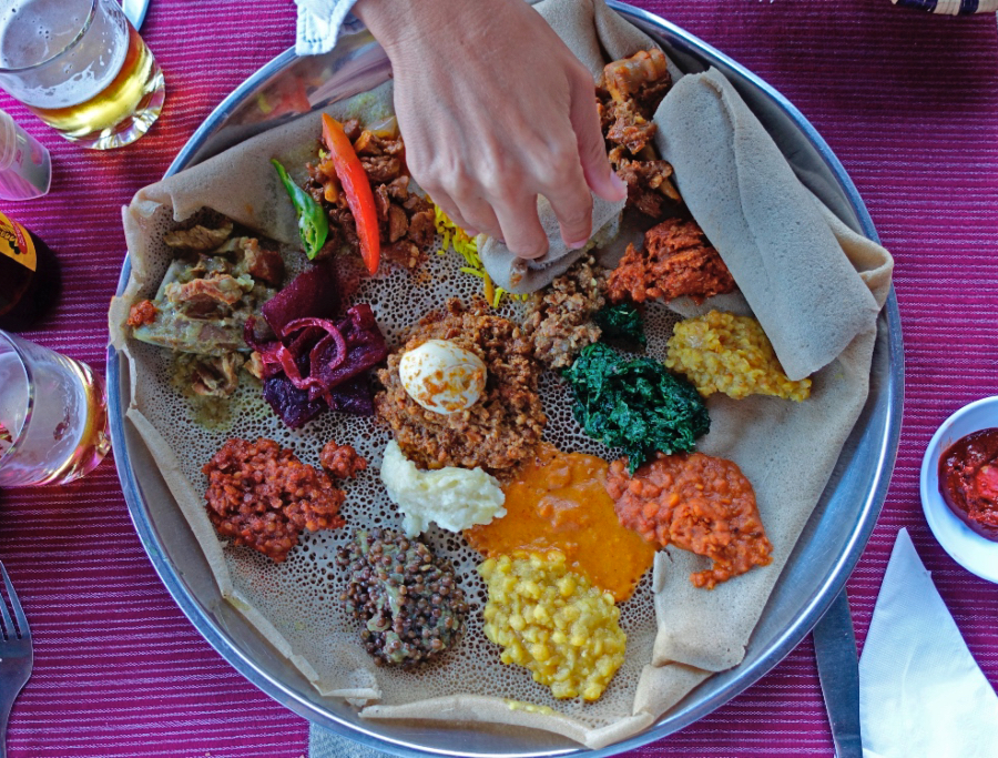7 surprisingly delicious countries for food lovers