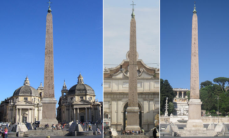 Obelisks - Symbols of Power?  Or INSTRUMENTS...