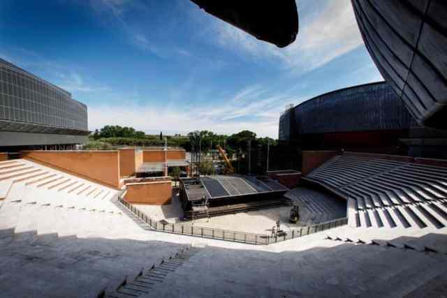 Auditorium Reloaded 2020 Rome