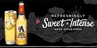 Johnny Appleseed Hard Cider