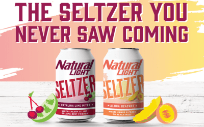 Natural Light Seltzer
