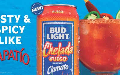 New Bud Light Chelada FUEGO!