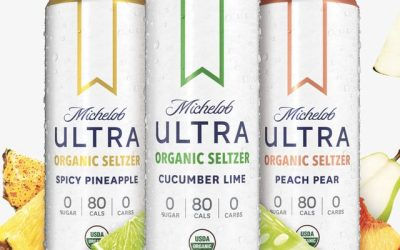 Michelob Ultra Organic Seltzer Coming Soon!