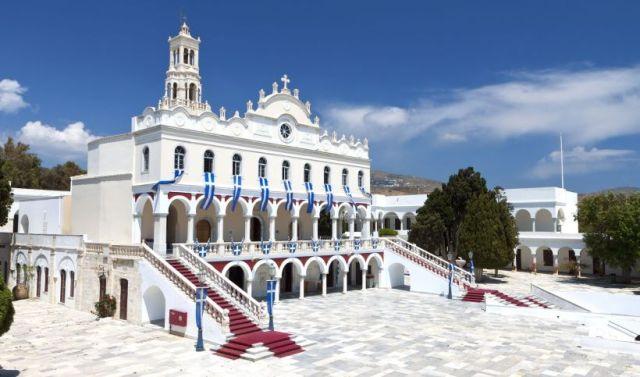 church of panagia evangelistria