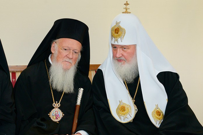 moscow ecumenical