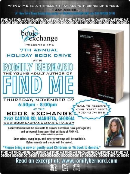 Book Exchange Flyer