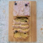 Blueberry and Coconut Loaf Cake