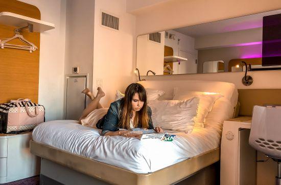 hoteles en nueva yrok