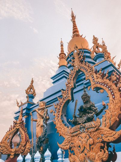 templo azul chiang rai 3