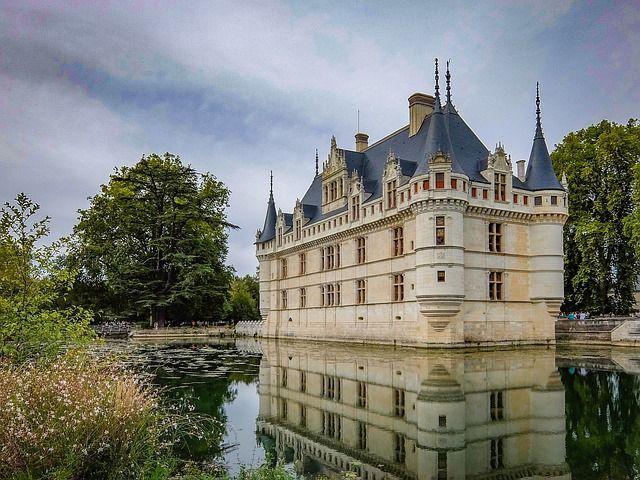Castillos del Valle de Loira 6