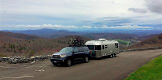 grayson highlands state park, rv appalachians