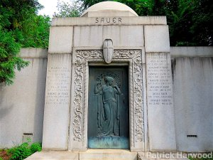 hollywood cemetery richmond mausoleum