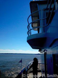 jamestown scotland ferry, state route 31 ferry
