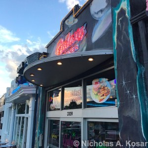 galaxy diner carytown