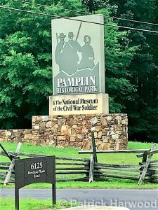 pamplin historical park, pamplin patrick harwood