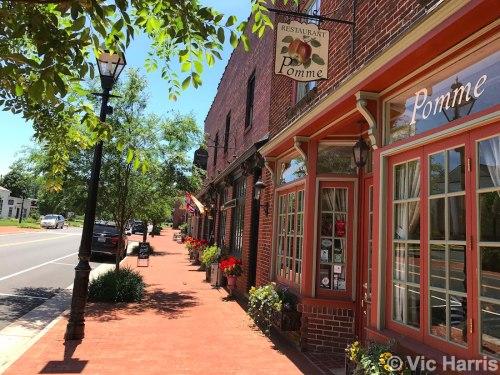 gordonsville pomme restaurant