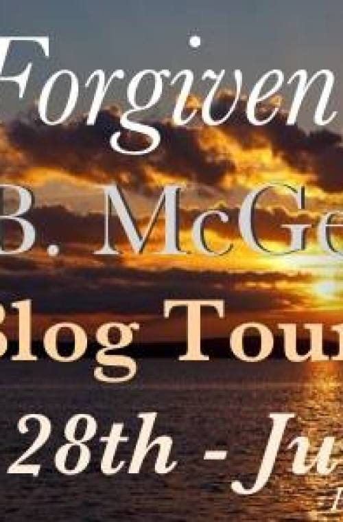 { Blog Tour Stop + Giveaway } Forgiven (This #3) by J.B. McGee