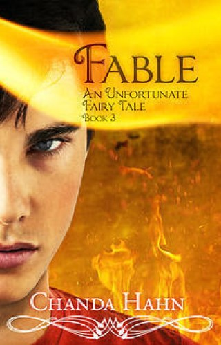 { blitz & giveaways } Fable by Chanda Hahn