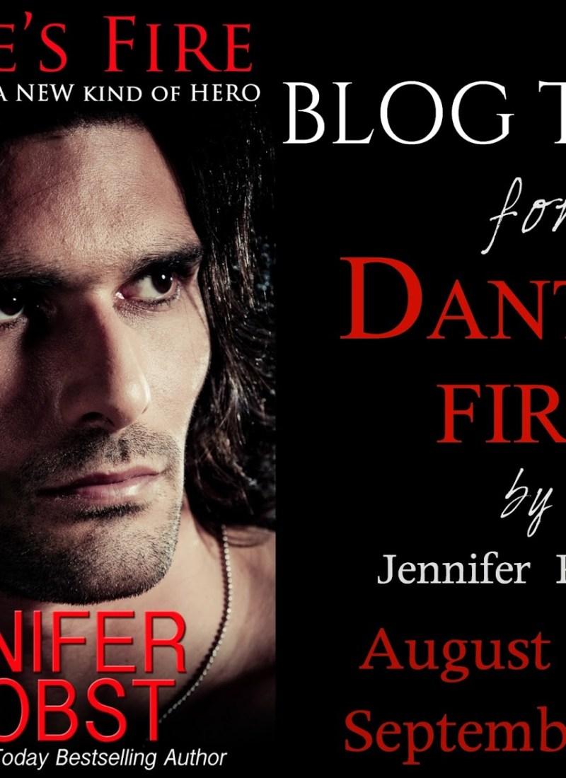 Review + Giveaway // Dante's Fire by Jennifer Probst